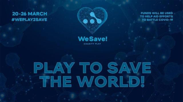 Weplay宣布举办慈善赛 所有奖金将会捐赠于抗击疫情