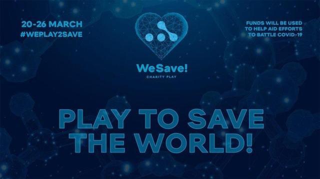 欧洲队伍补全 OG宣布加入WeSave慈善线上赛