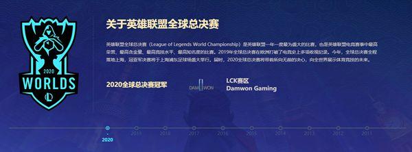 lol全球總決賽曆屆冠軍選手成員介紹