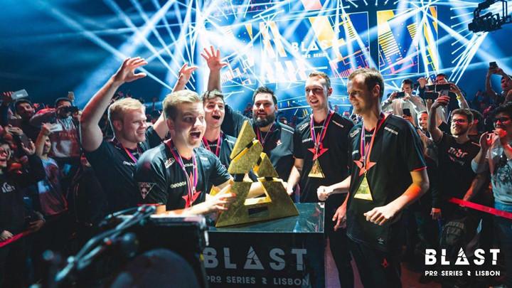blast全球总决赛2020参赛队伍介绍