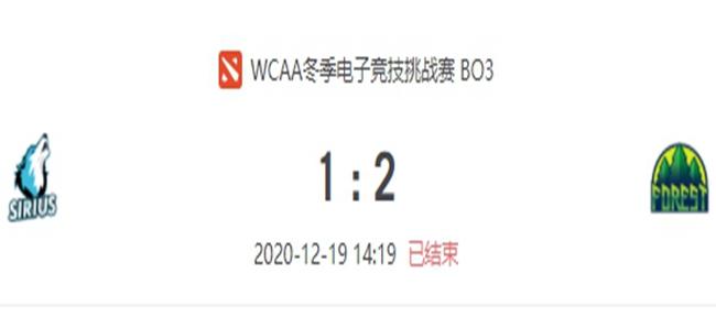 Assault vs Aries 2020虎牙DOTA2wcaa冬季杯小组赛视频回顾