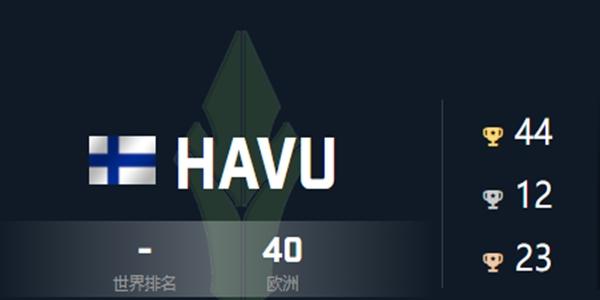 csgo战队HAVU成员队伍详细介绍