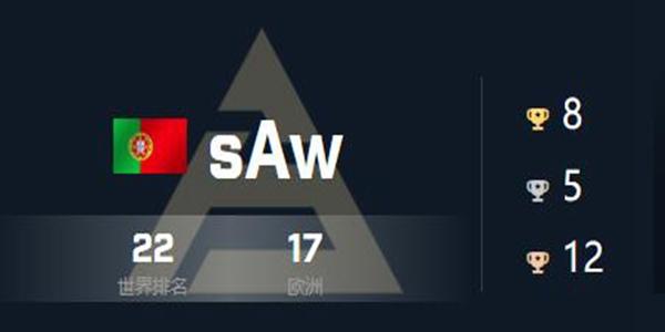 csgo战队sAw成员队伍详细介绍