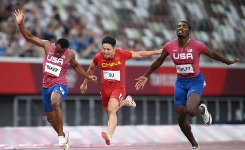 东京奥运会100米冠军是谁