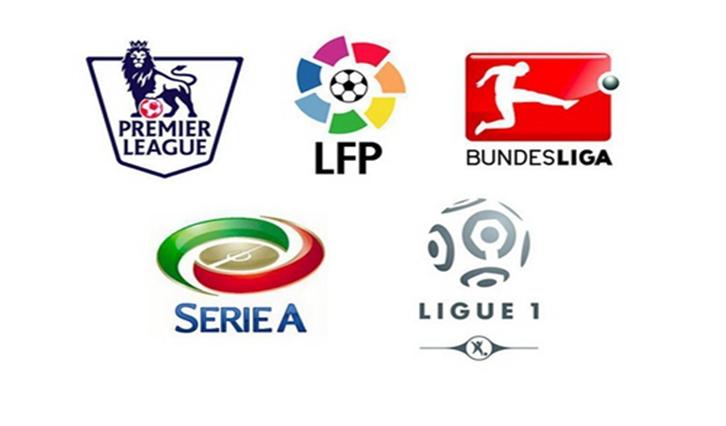 2021-2022五大联赛赛程