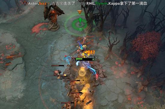 ESL ONE中國區:RNG 2-0 Aster